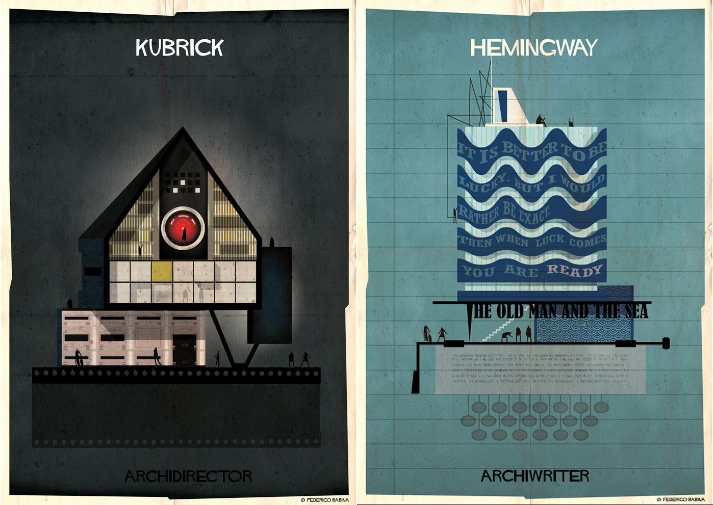 Image of Architectural Art by Federico Babina