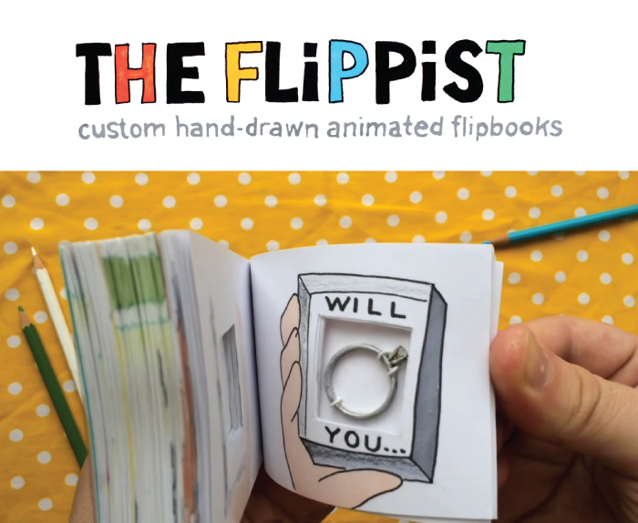 Animations by The Flippist