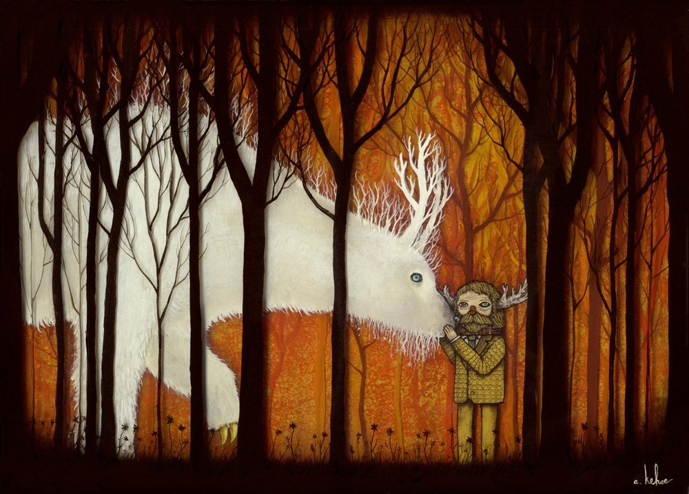 Andy Kehoe Illustration