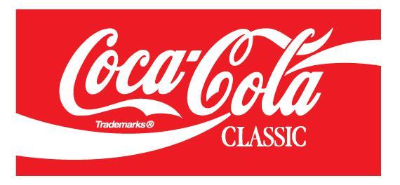 1987 Coca Cola Classic Logo