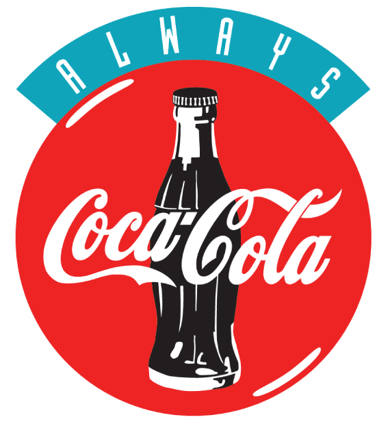 Always Coca Cola Logo