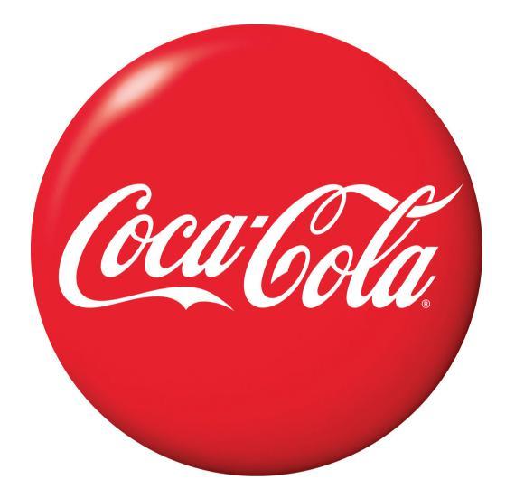 2007 Coca Cola Circular Logo