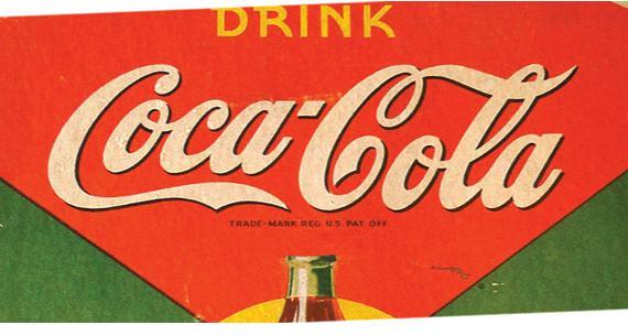 1941 Coca Cola Logo