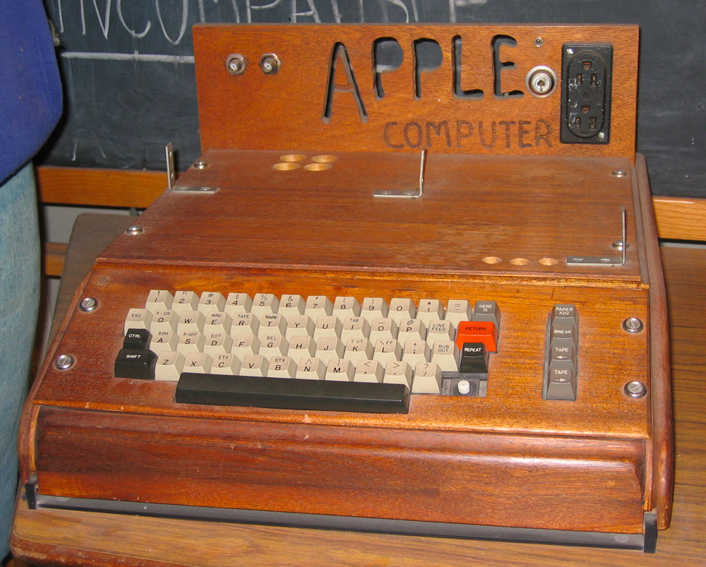 Apple Computer's First Prototype