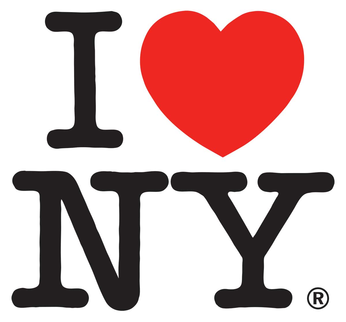 I Love New York Logo designed by Milton Glaser
