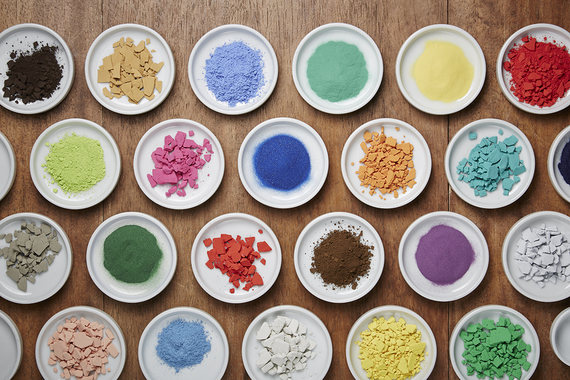 Pigment Art Supply Lab in Japan