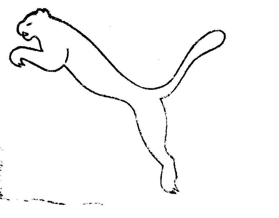 The History of the Puma Logo Fine Print NYC