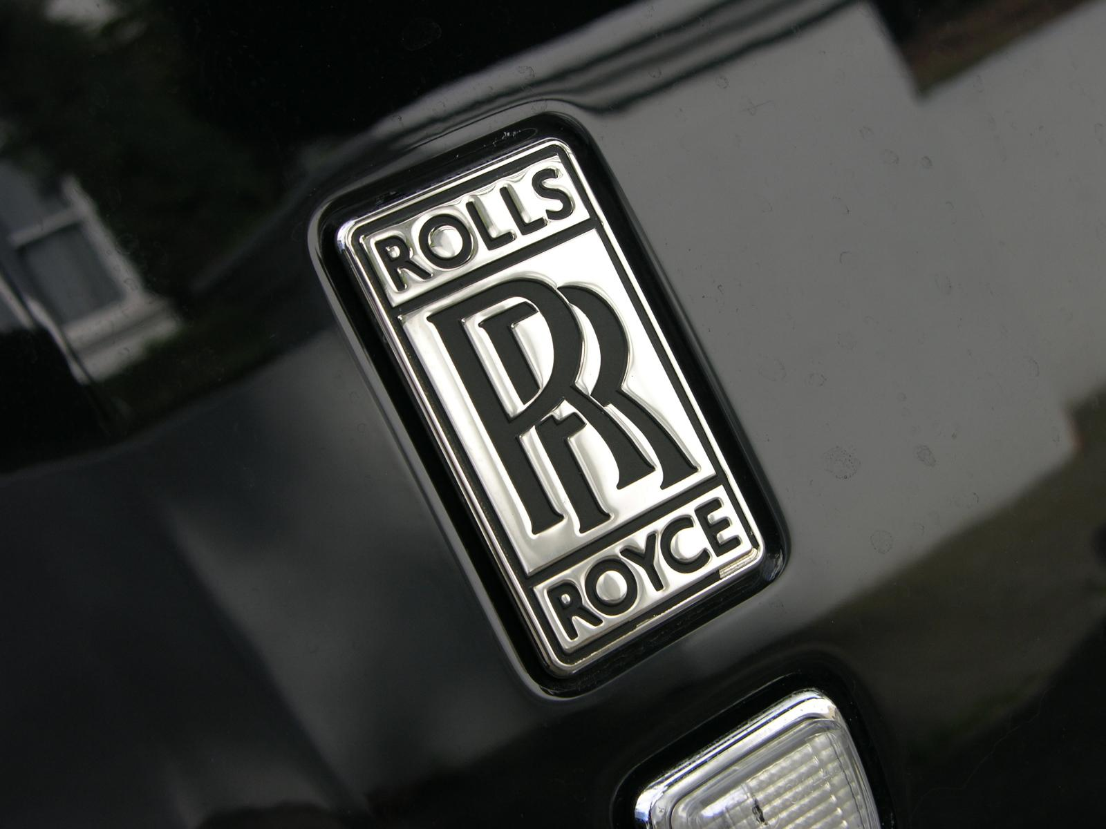 history of the rolls royce logo fine print art. Black Bedroom Furniture Sets. Home Design Ideas