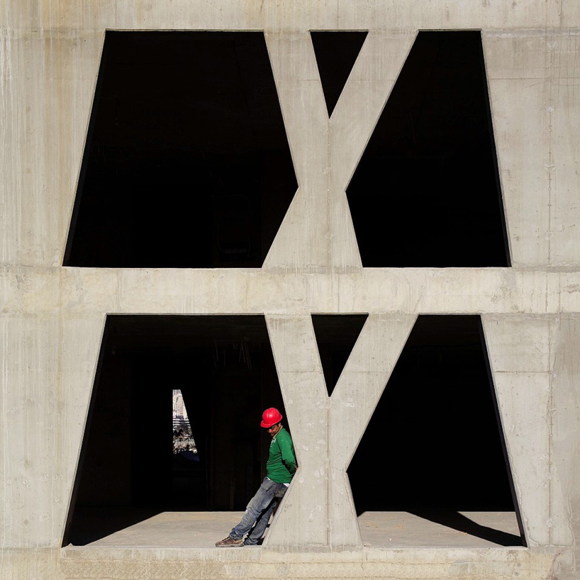 Serge Najjar Abstract Architeectural Photography