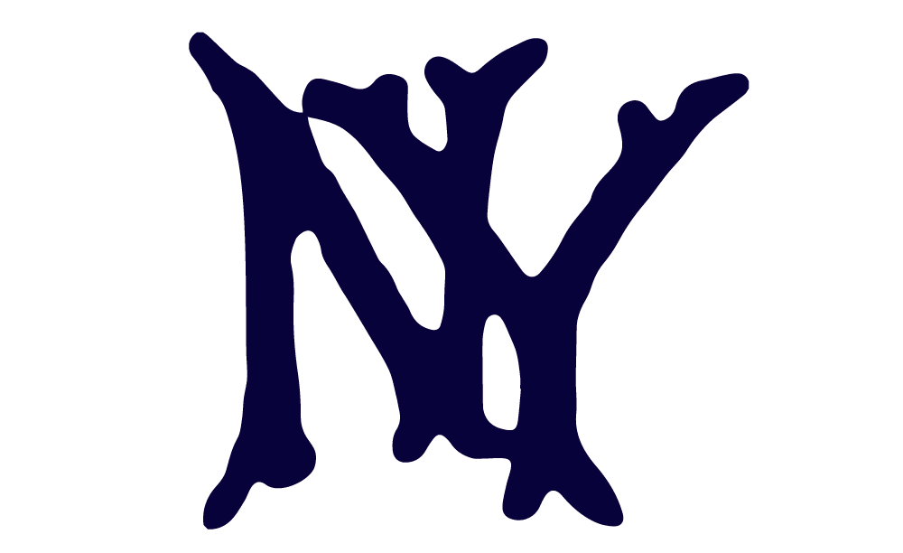 1905 New York Highlanders (Yankees) Logo