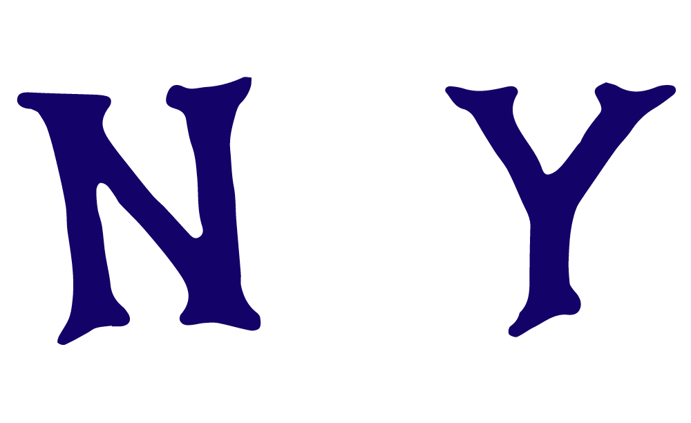 1906 New York Highlanders (Yankees) Logo