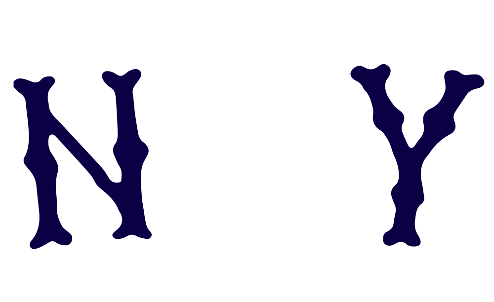 1908 New York Highlanders (Yankees) Logo