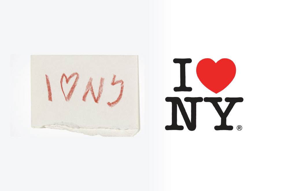 Image of The History of the I Love New York Logo