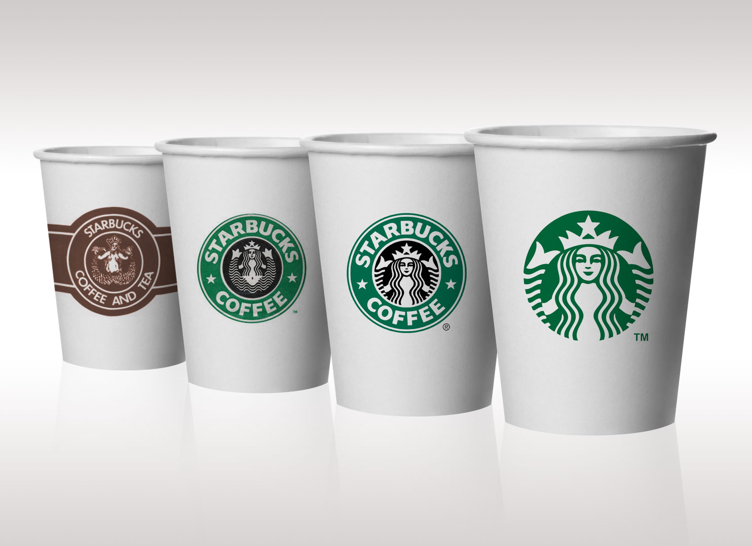 The History Of The Starbucks Logo Fine Print Nyc