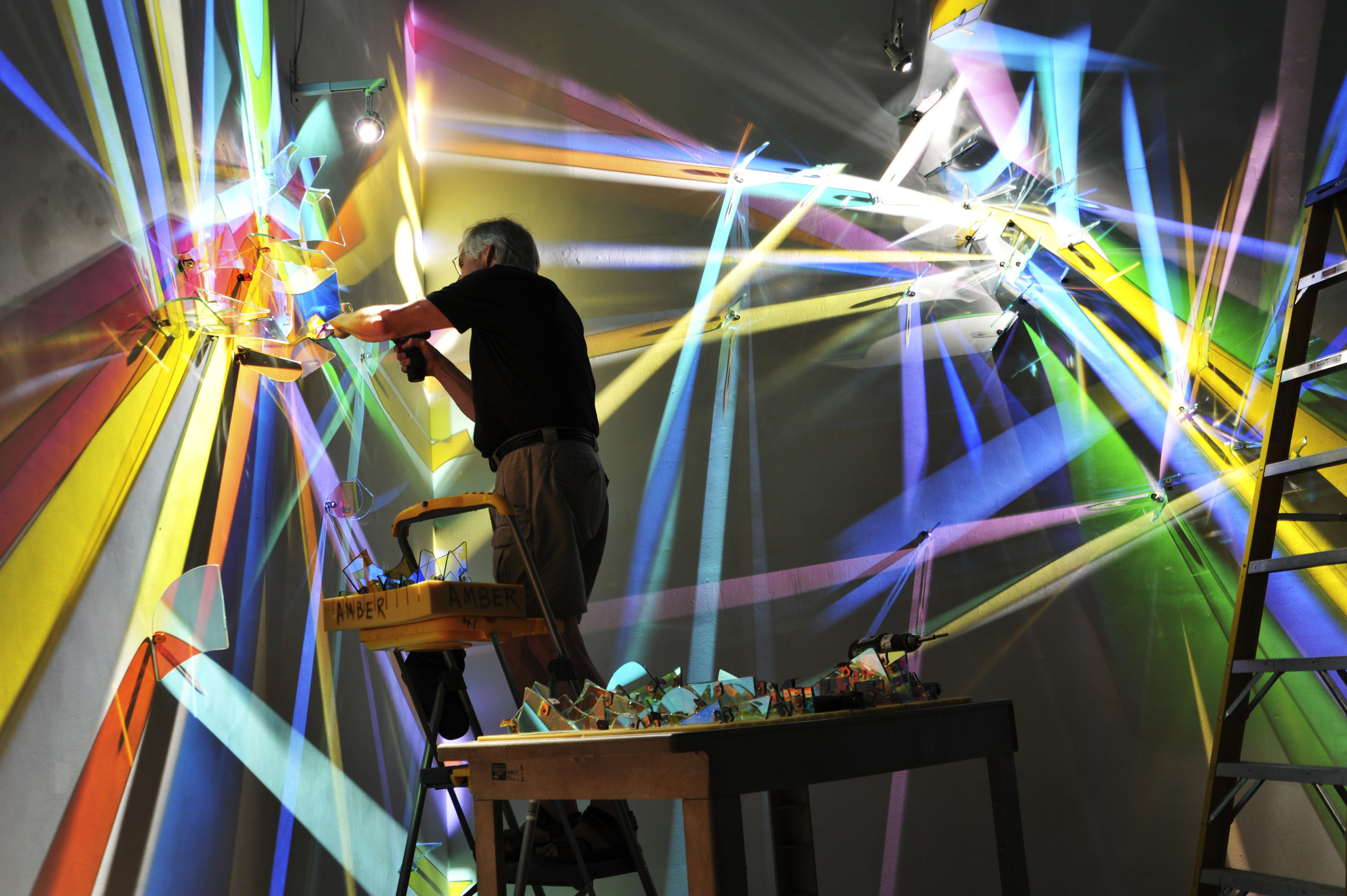 Image of Light Paintings by Stephen Knapp