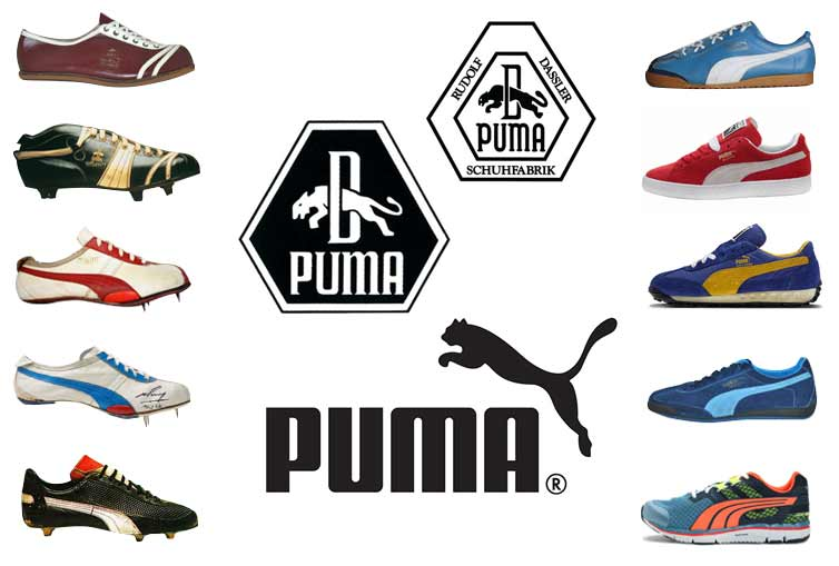 Image of The History of the Puma Logo