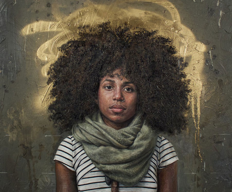 Image of Stunning Urban Portraits by Tim Okamura