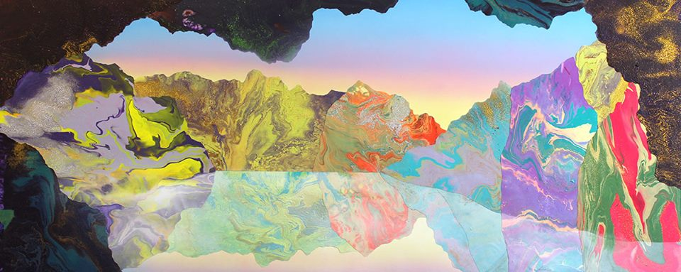 The Abstract Landscapes of Kate Shaw