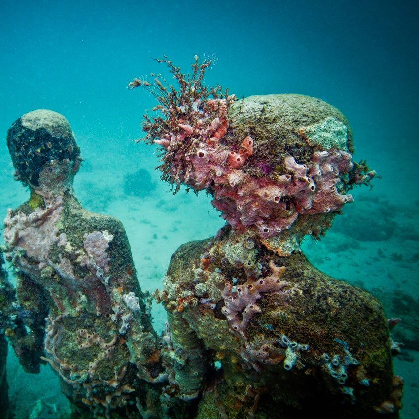 Jason deCaires Taylor Artwork #10