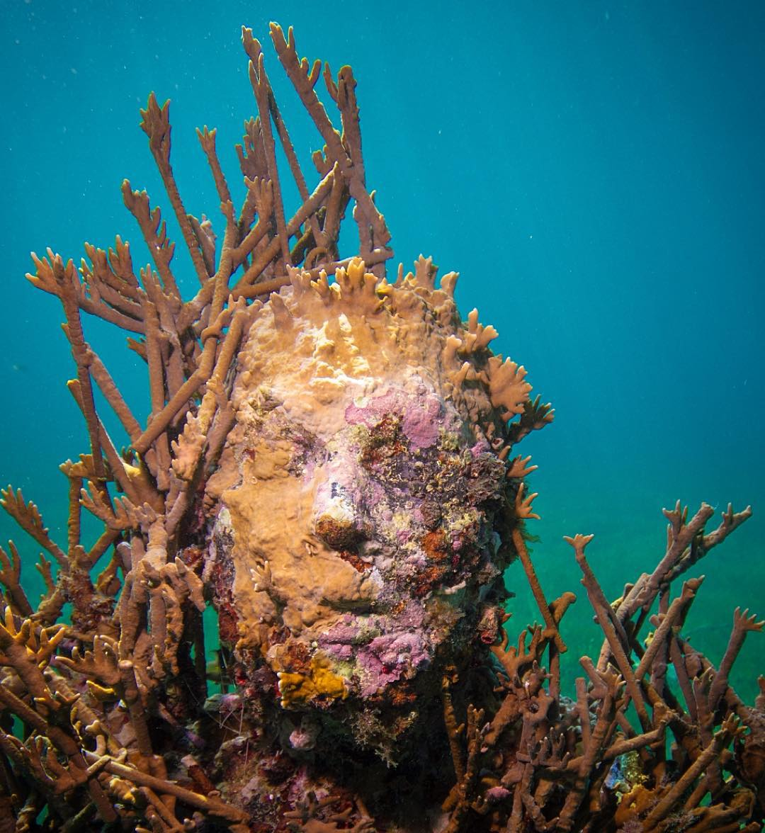 Jason deCaires Taylor Artwork #11