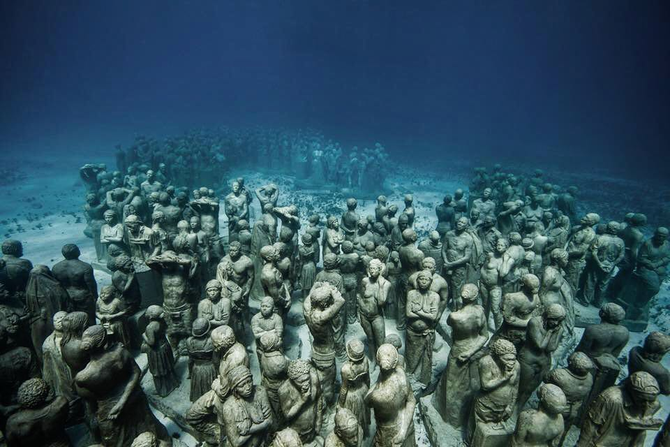 Jason deCaires Taylor Artwork #15