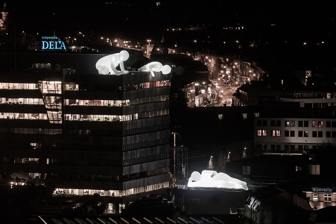 The Colossal Installations of Amanda Parer