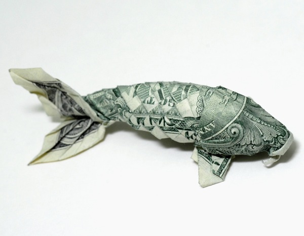 Image of The Dollar Origami of Won Park