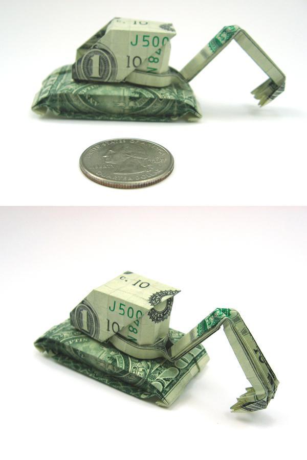 Dollar bill shark   I got Won Park's
