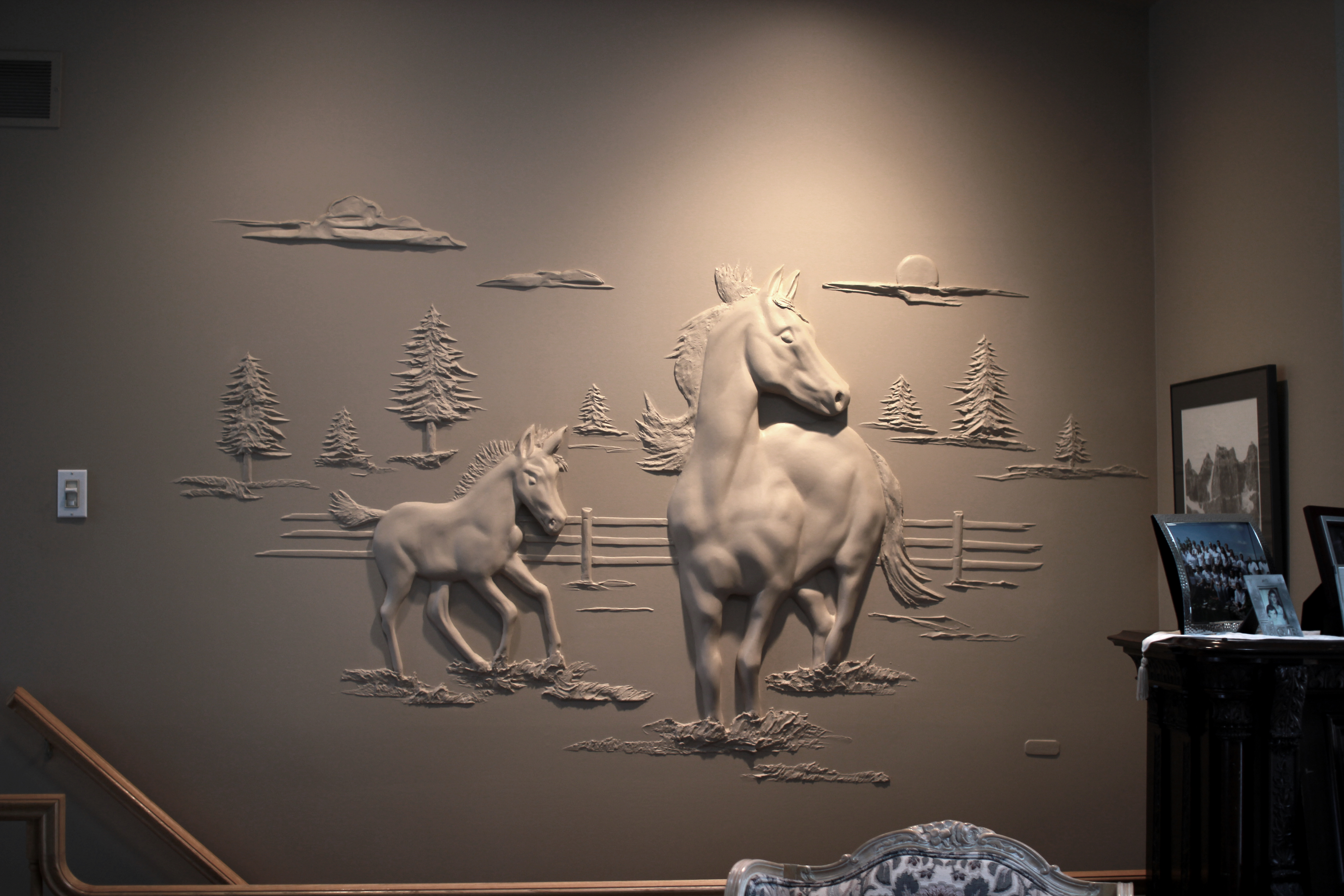Image of The Drywall Sculptures of Bernie Mitchell