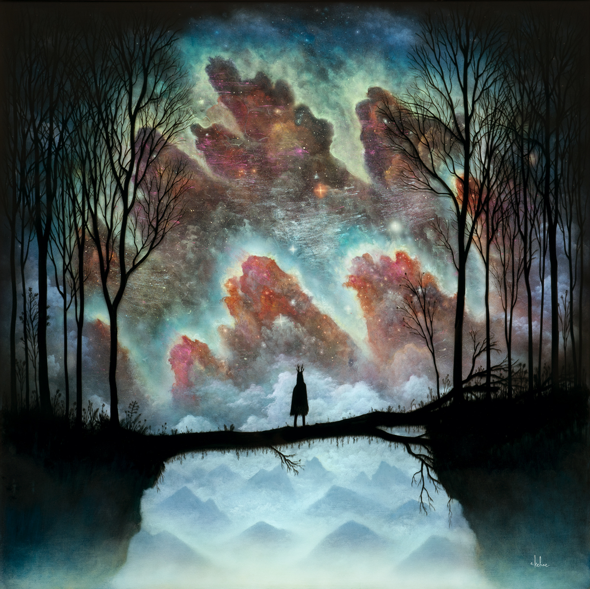 Image of The Enchanted Art of Andy Kehoe