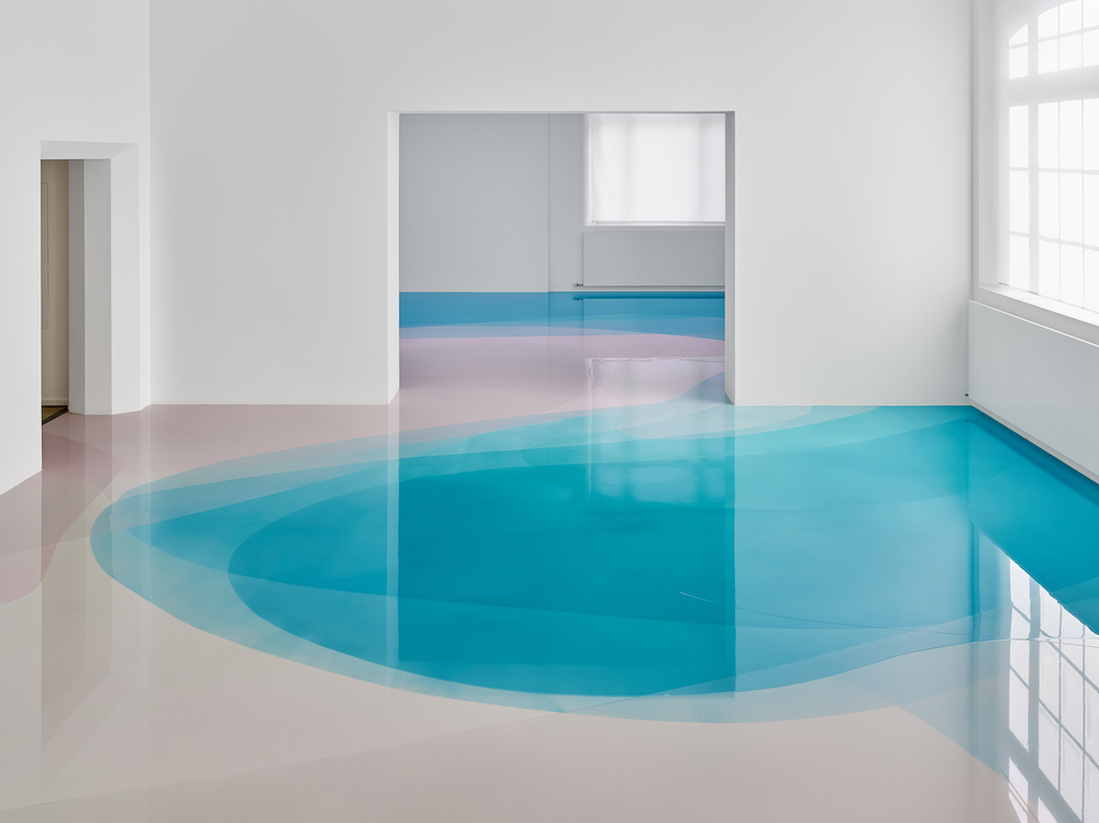 The Epoxy Resin Floors of Peter Zimmerman