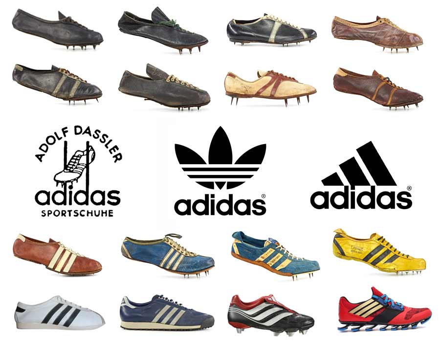 Image of The History of the Adidas Logo
