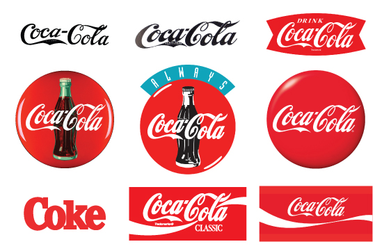 Image of The History of the Coca Cola Logo