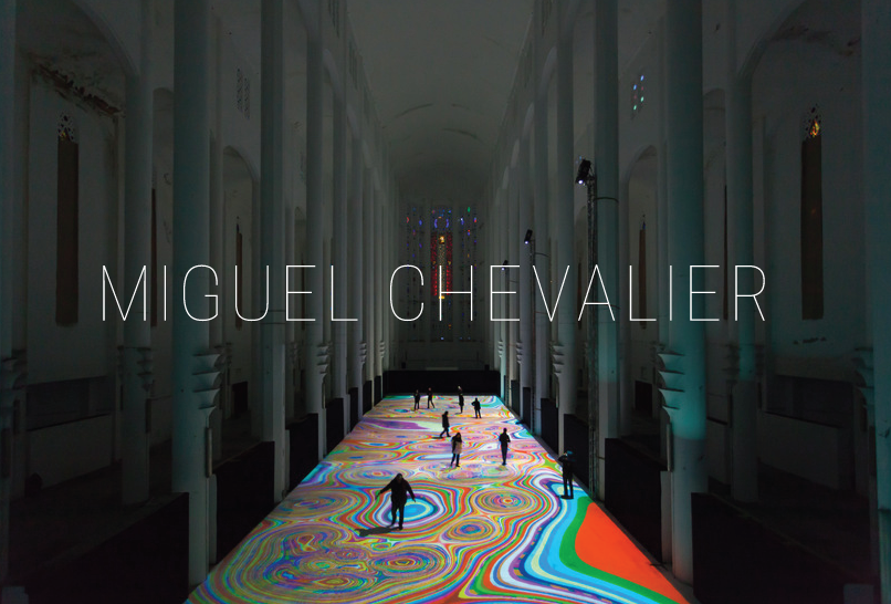 Image of The Interactive Light Displays of Miguel Chevalier