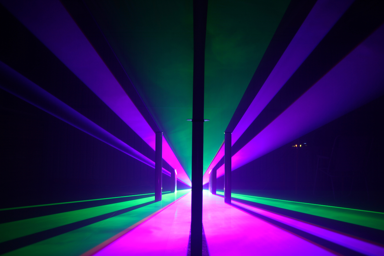 Image of The Interactive Light Installations of Jayson Haebich