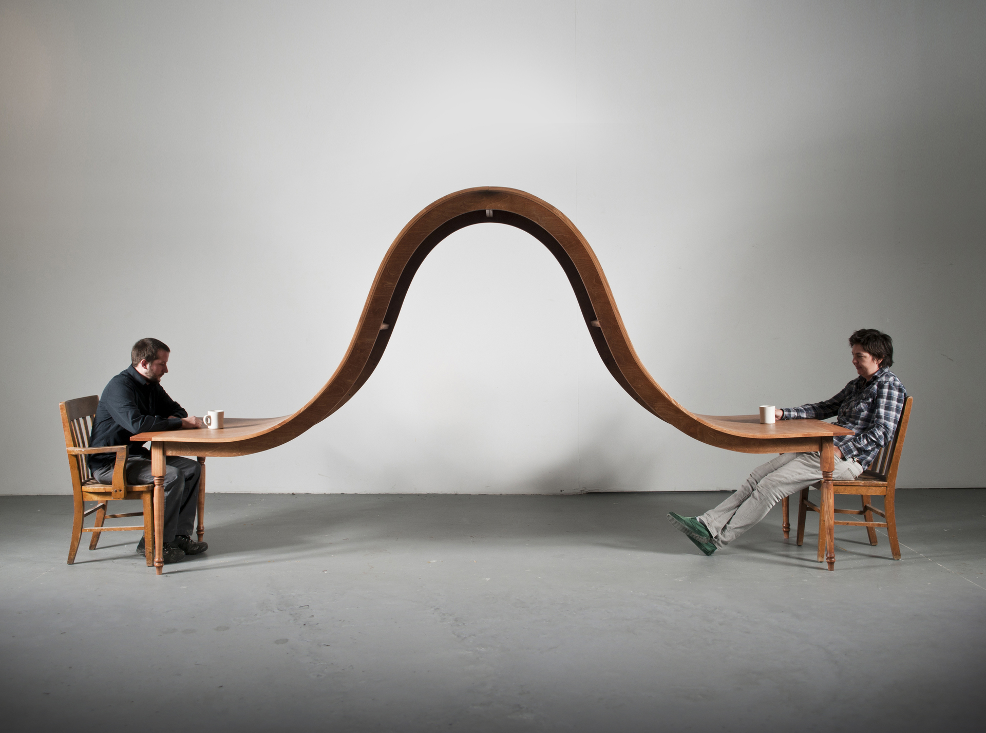 Image of The Twisted Furniture of Michael Beitz