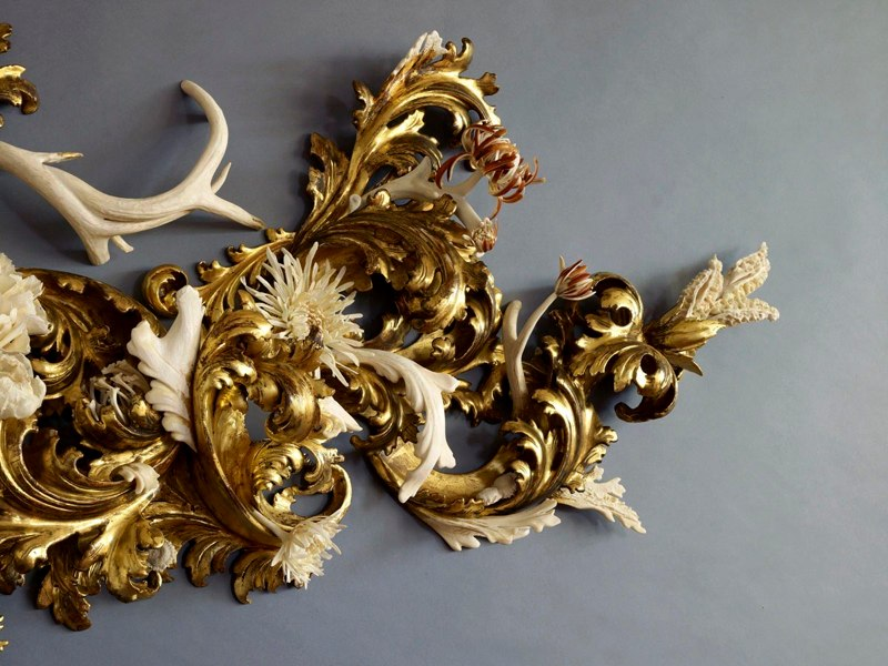 The Elaborate Bone Sculptures of Jennifer Trask