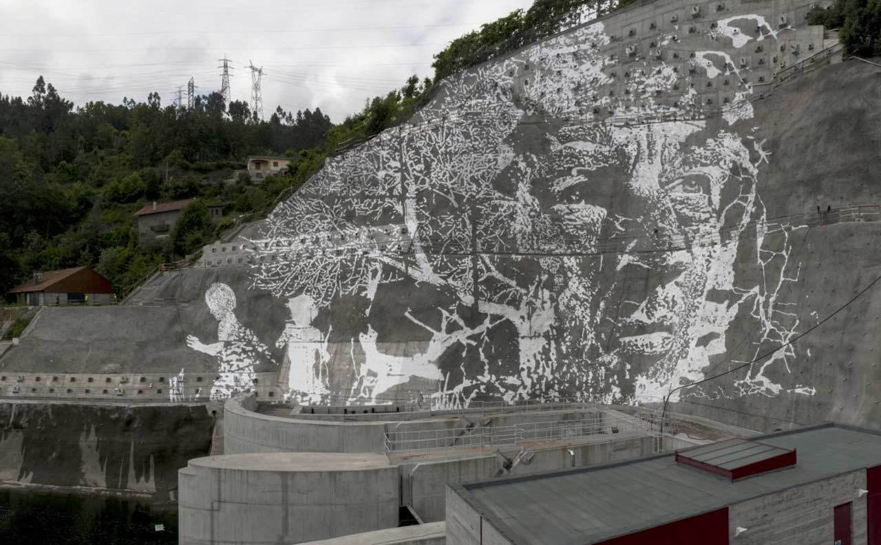 Image of The Urban Portraits of Alexandre Farto aka Vhils