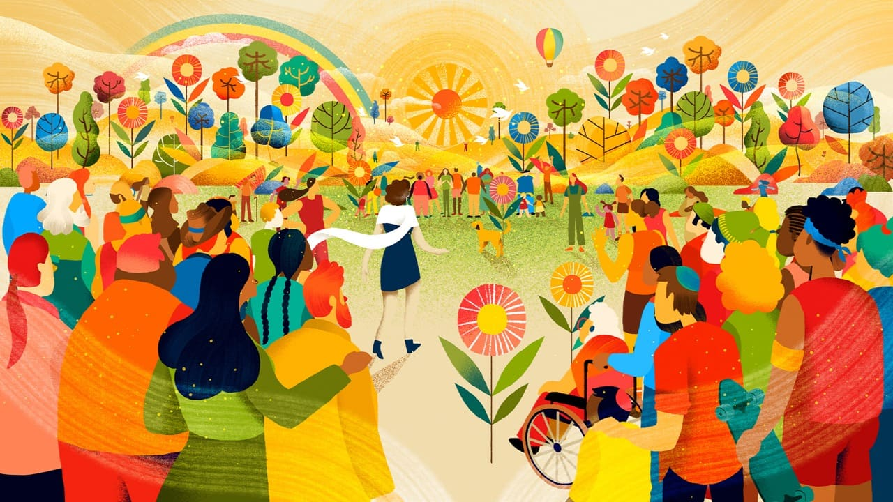 Image of The Vibrant Illustrations of Willian Santiago
