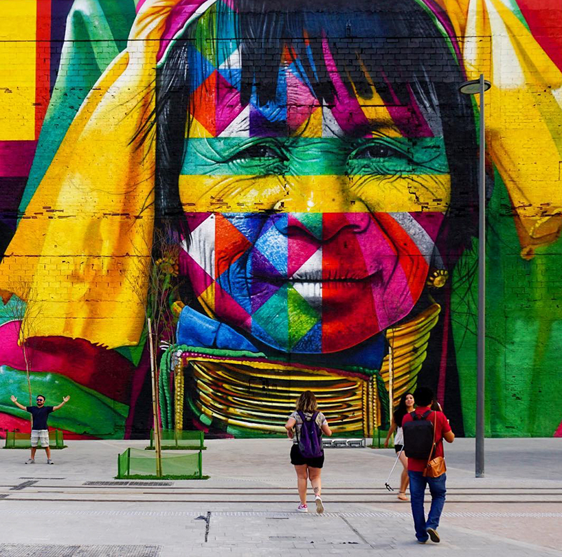 The Vibrant Murals of Kobra