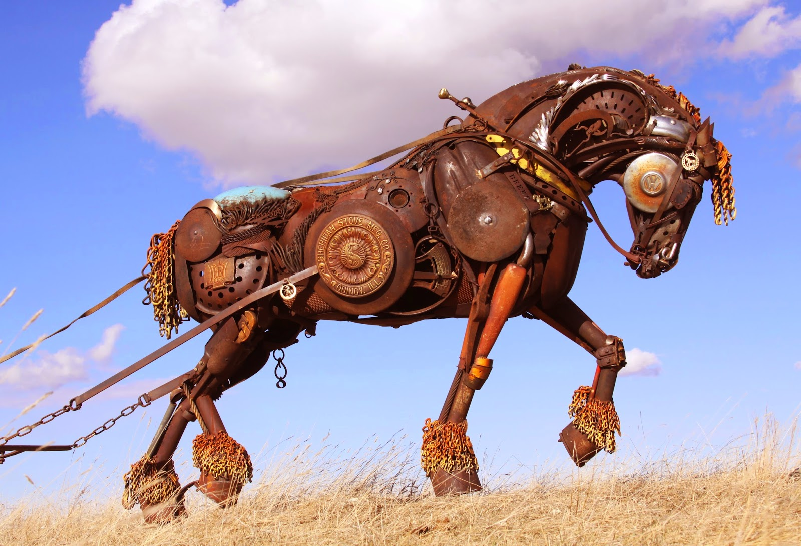 The Welded Sculptures of John Lopez