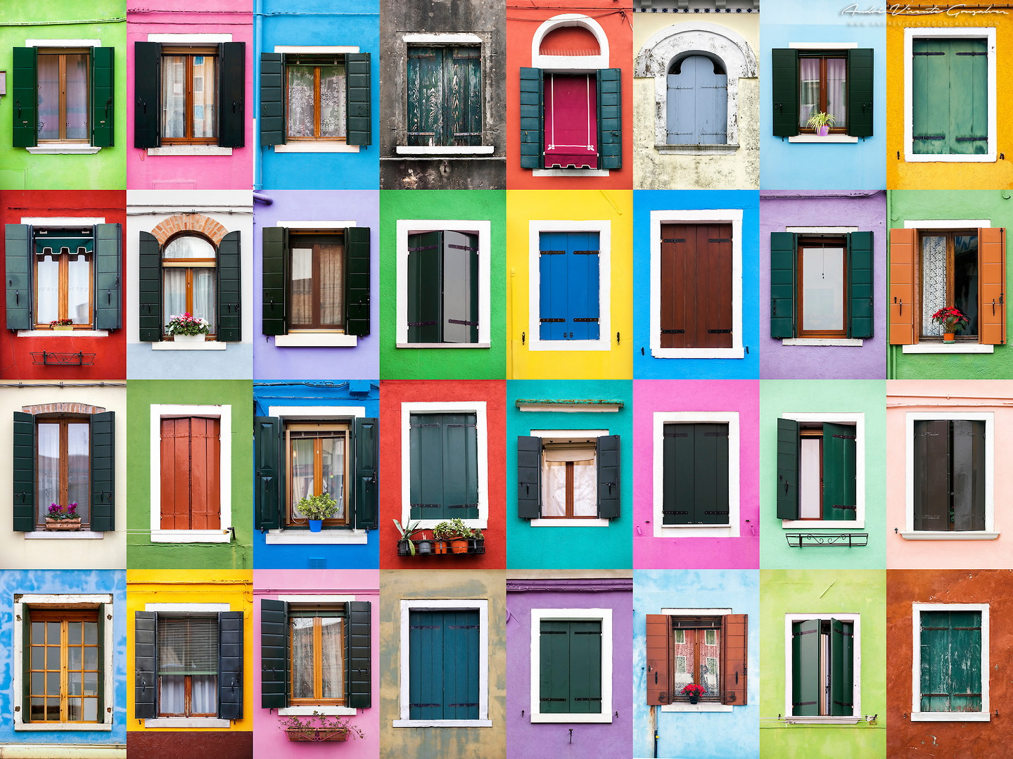 Image of Windows of the World by Andre Goncalves