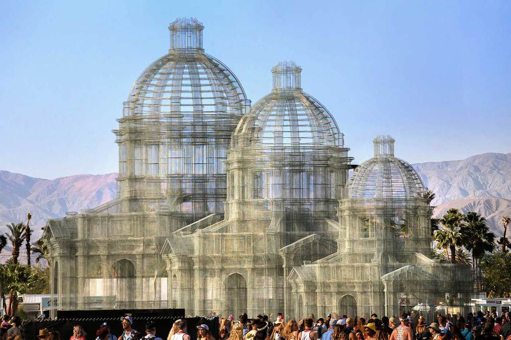 Image of Wire Sculptures by Edoardo Tresoldi